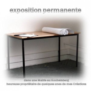 CHRISTIANE ALLENBACH | EXPOSITION PERMANENTE