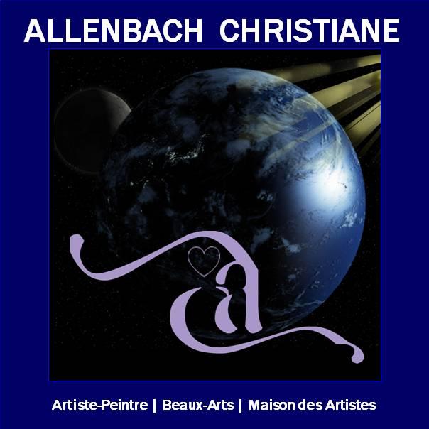 CHRISTIANE ALLENBACH IDENTITE VISUELLE LOGO