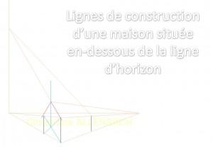 PEINTUREMAMANLOTUS | CHRISTIANE ALLENBACH | PERSPECTIVE CONSTRUCTION MAISON SOUS LH