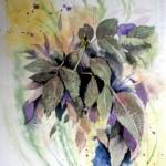 CHRISTIANE ALLENBACH | FEUILLES 20_28 POUR PP 30 x 40 Cm