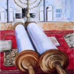 CHRISTIANE ALLENBACH  TORAH