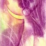 CHRISTIANE ALLENBACH | REVE D ANGE ARCHES15 x 30 cm | 30 € au lieu de 40 €