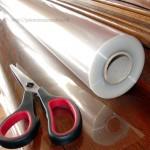 CHRISTIANE ALLENBACH | Ciseaux et papier emballage transparent