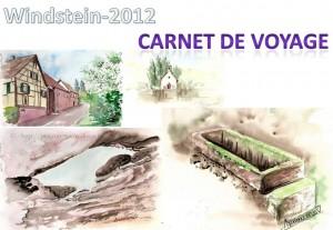 ALSACE | WINDSTEIN 2012 | RENCONTRE TOURISTES ARTISTES | CARNETVOYAGE2