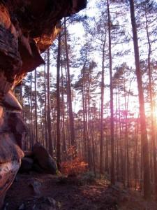 CHRISTIANE ALLENBACH GRES SOLEIL SOIR