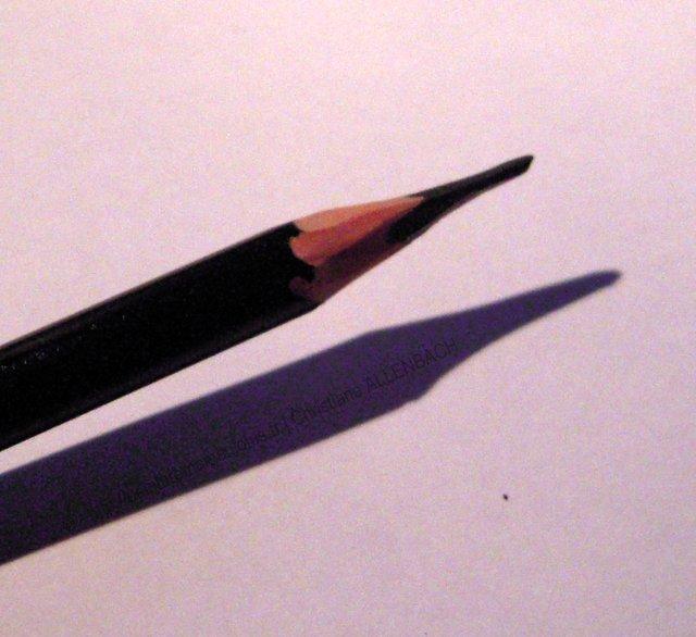 crayon cutter