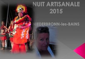 CHRISTIANE ALLENBACH NUIT ARTISANALE 2015