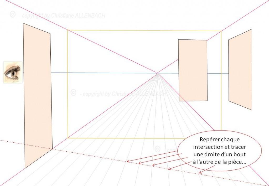Comment dessiner un meuble en perspective - Dessiner un meuble en perspective ...
