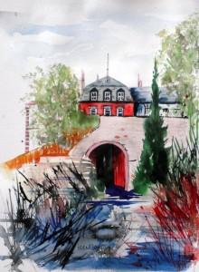 CHRISTIANE ALLENBACH | ISENBOURG