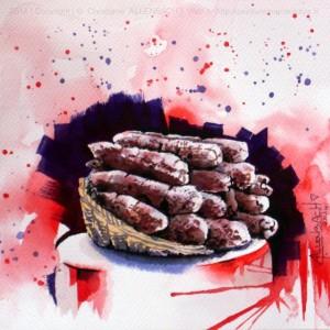 CHRISTIANE ALLENBACH | DP 32 PRODUITS DU TERROIR 20 x 20 cm 27 AOUT 2014