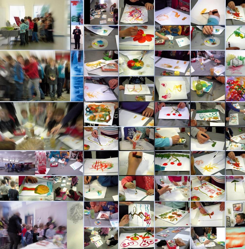 CHRISTIANE ALLENBACH INITIATION 400 ENFANTS EN UN JOUR