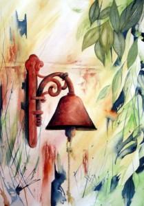 CHRISTIANE ALLENBACH | CLOCHE ROUILLEE