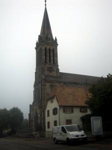 CHRISTIANE ALLENBACH EGLISE ZILLISHEIM