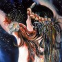 CHRISTIANE ALLENBACH 50 x 70 cm PRIERE 2016
