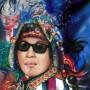 CHRISTIANE ALLENBACH BOLIVIEN pour PP 50 x 70 cm