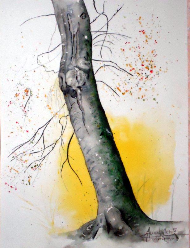 ALLENBACH CHRISTIANE ALLENBACH 30 x 40 cm MF NIED