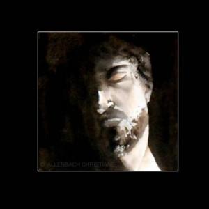 CHRISTIANE ALLENBACH 15 x 15 cm CLAIR OBSCUR MASCULIN