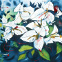 CHRISTIANE ALLENBACH 40 x 40 envie de printemps