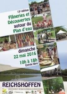FLANERIES 2016 AFFICHE