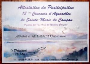 ALLENBACH CHRISTIANE CAMPAN 2016