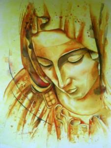 CHRISTIANE ALLENBACH 30 x 40 cm PURETE