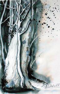 CHRISTIANE ALLENBACH LUTTE 30 x 40 cm PP