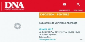 CHRISTIANE ALLENBACH DNA 2017