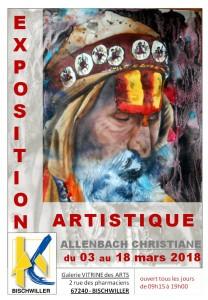 CHRISTIANE ALLENBACH BISCHWILLER 2018