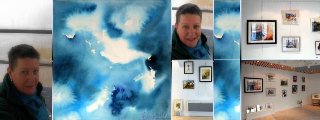 CHRISTIANE ALLENBACH BISCHWILLER VITRINE DES ARTS
