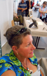 CHRISTIANE ALLENBACH BIENNALE REICHART 2019 AU STAND