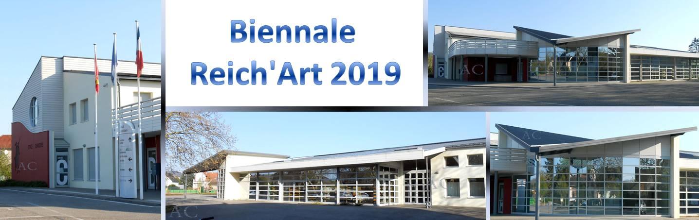 CHRISTIANE ALLENBACH BIENNALE REICHART 2019