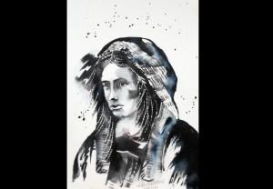 CHRISTIANE ALLENBACH INCLA CARACTERE DE FEMME