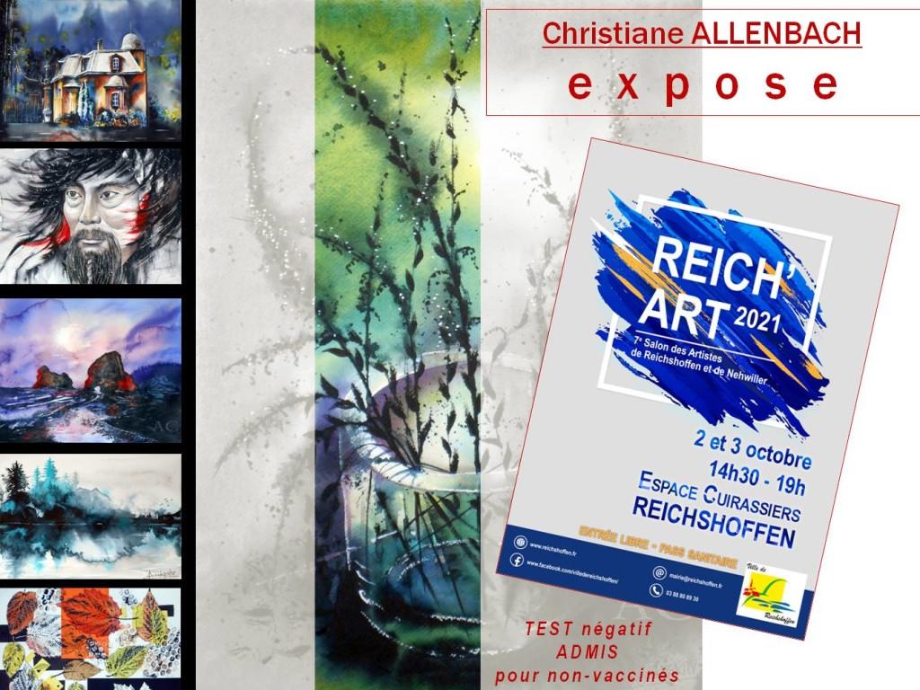 CHRISTIANE ALLENBACH REICHART 2021