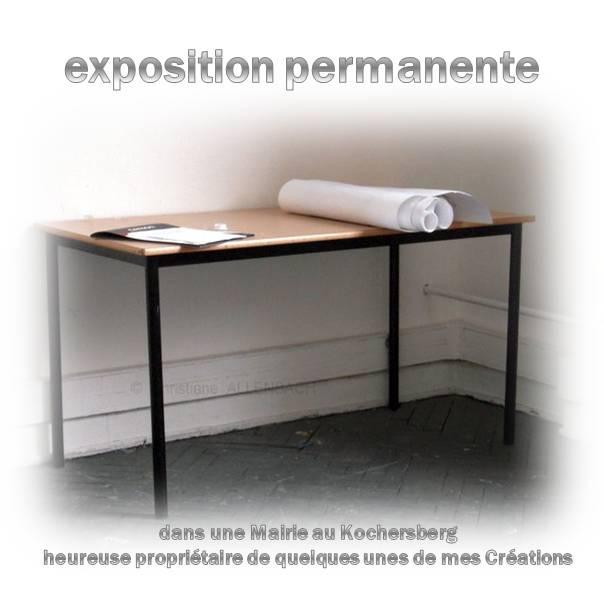 CHRISTIANE ALLENBACH | EXPOSITION PERMANENTE